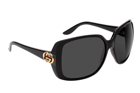 10f53c3fda Occhiali da sole Gucci per lei con lenti polarizzate   Leichic.it