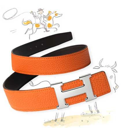 economico per lo sconto b3b81 553cb Le cinture componibili di Hermes: stupende