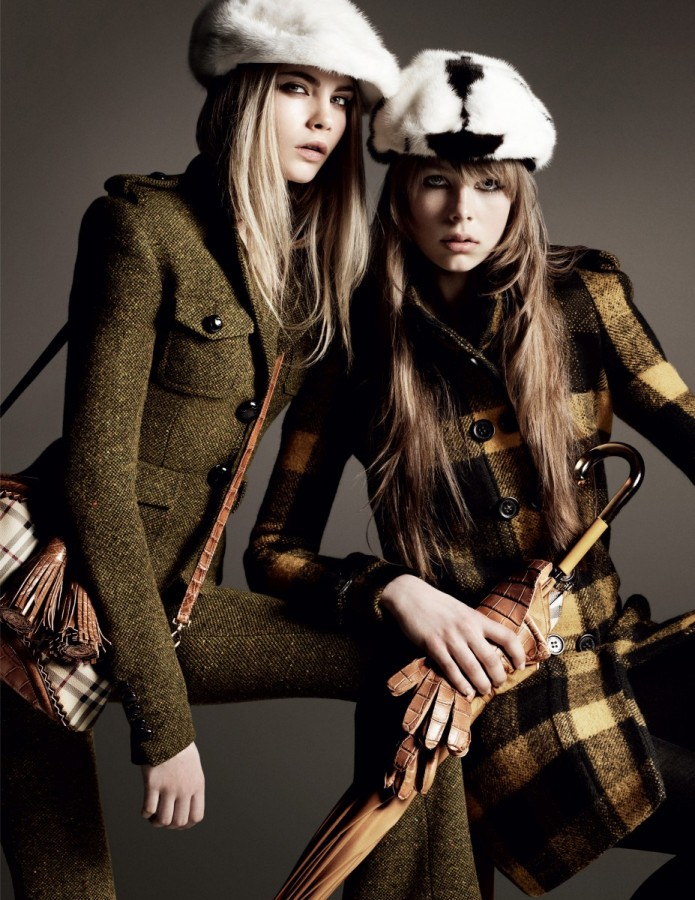 Burberry lancia la nuova campagna pubblicitaria autunno for Scarpe inglesi famose