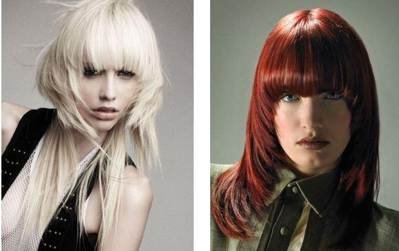 Scegliete il vostro look di capelli: coda, corti o frangia