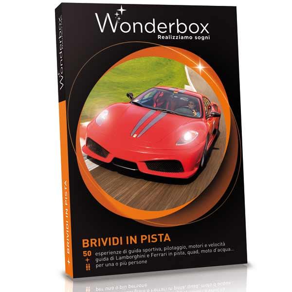 Regali originali, i cofanetti di Wonderbox