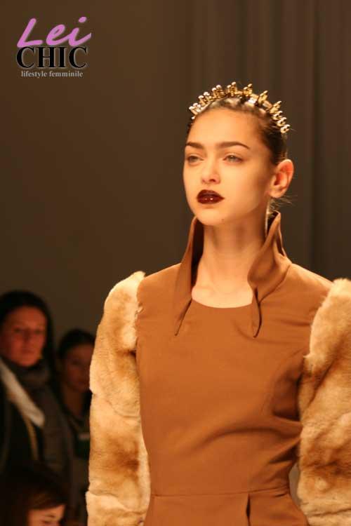 Milano moda donna leichic alla sfilata di alviero martini for Master di moda milano