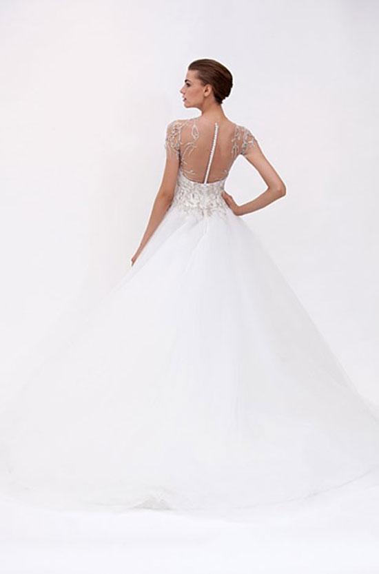 e5de96e5eb19 Marchesa presenta la principesca collezione sposa per la primavera 2012   Foto