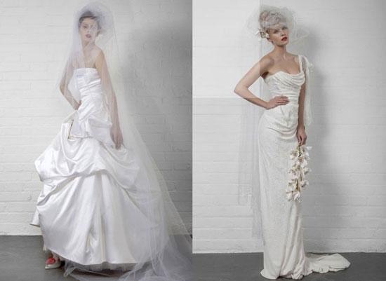 Vestiti Da Sposa Vivienne Westwood.La Bridal Collection Di Vivienne Westwood Per Un Matrimonio Da Favola
