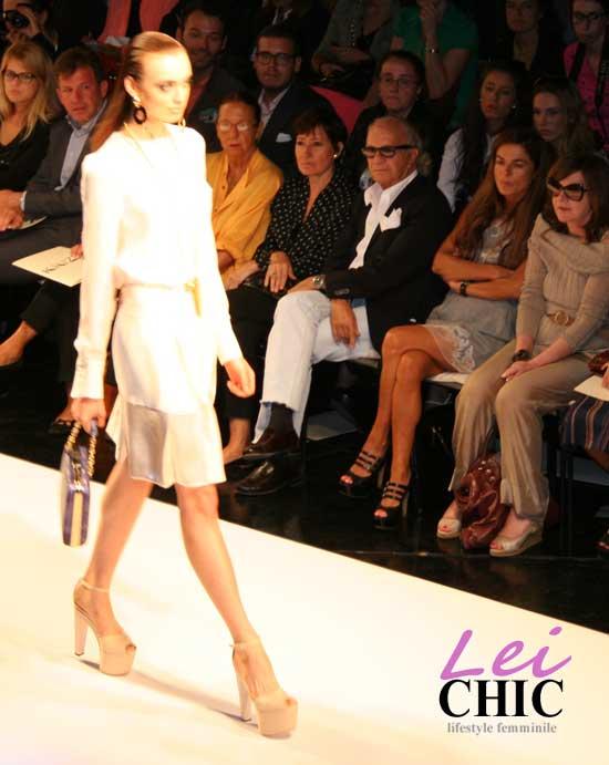 Milano moda donna la sfilata di krizia for Master di moda milano