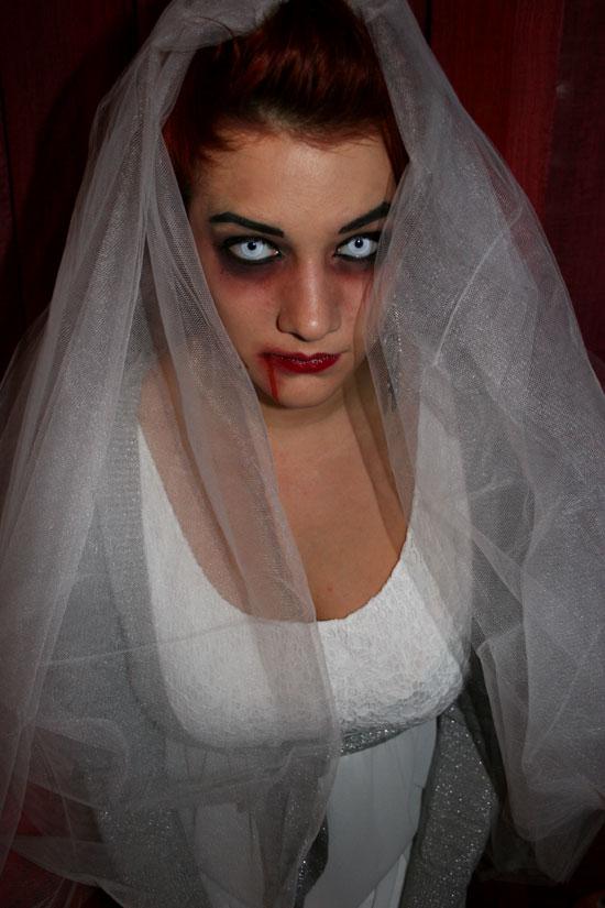 Trucco per Halloween: zombie o sposa cadavere? Ecco come ...