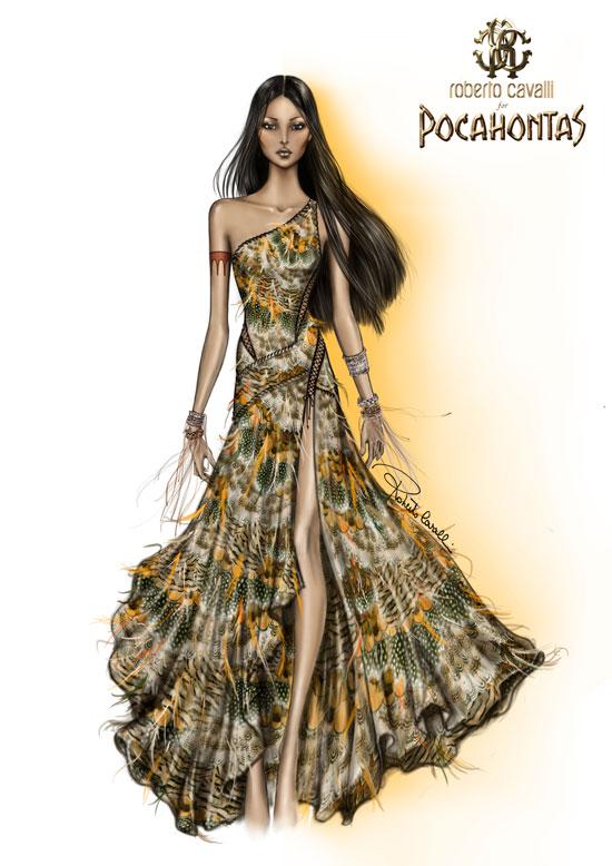 c3460c1da29d Harrods presenta gli abiti da sera ispirati alle Principesse Disney ...