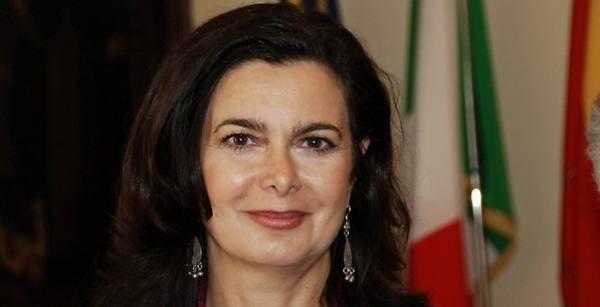 Discorso Camera Boldrini : Donne in parlamento laura boldrini presidente della camera. il