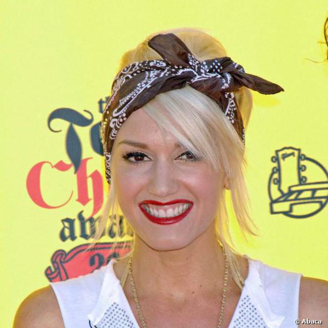 Gwen Stefani bandana