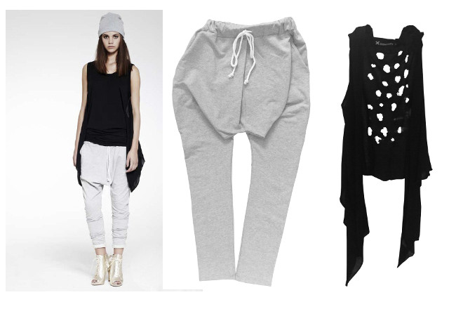 XConcept outfit urban-chic