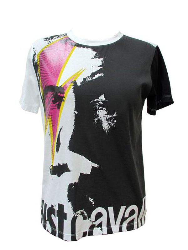cheaper a6e0d c128c VFNO Milano 2013, le t-shirt in Limited Edition di Just Cavalli