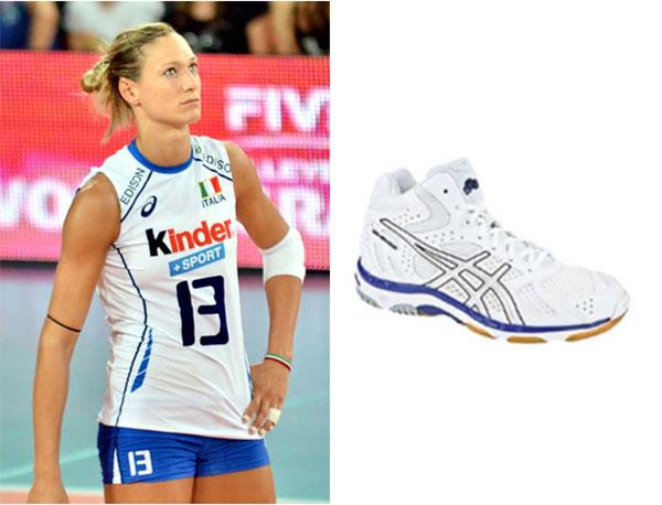 Asics Scarpe Volley 2016