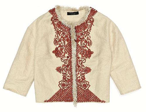 low priced 3b45f dddca Twin Set presenta la linea di giacche dall'ispirazione etno-chic