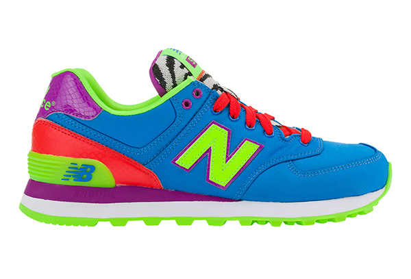 new balance 574 colorate