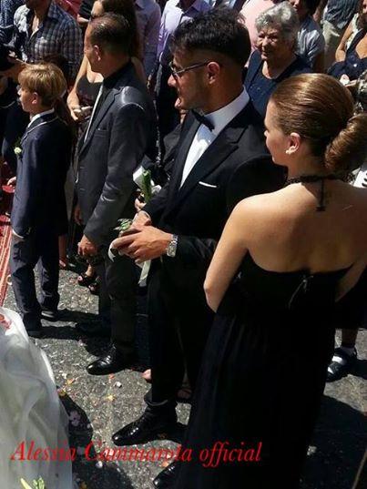 aldo alessia matrimonio