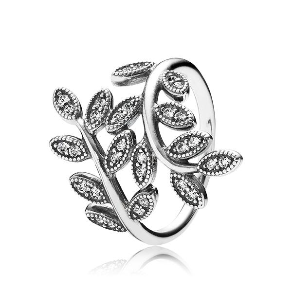 Pandora-shimmering-leaves