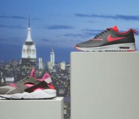 Nike Huarache Nere Foot Locker