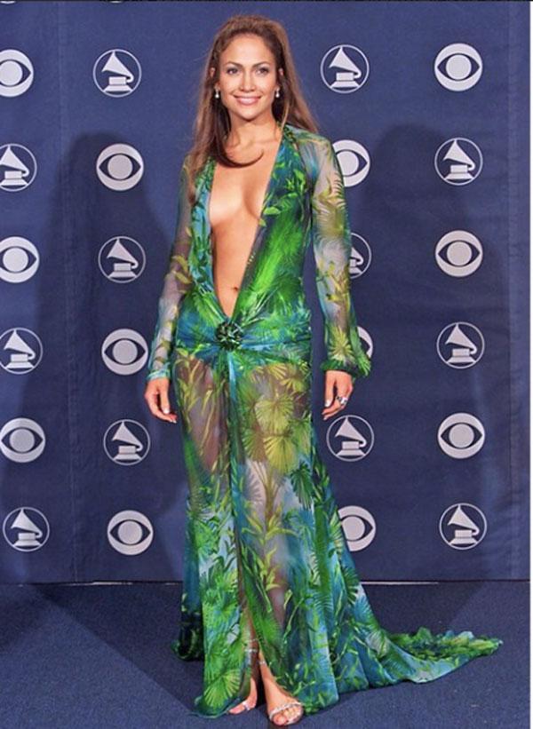informazioni per bdf15 09832 L'abito di Jennifer Lopez firmato Versace che cambiò il web ...