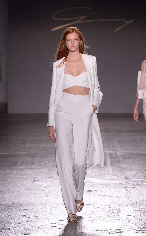 online store 436b6 4d3d7 Milano Moda Donna, la sfilata di Genny: le foto della ...