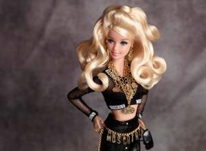 Barbie-Moschino