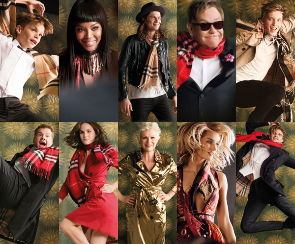 Burberry-Festive-Film-Cast,