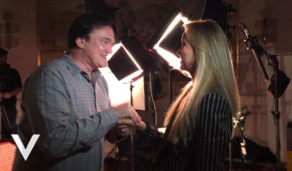 Da Quentin Tarantino ad Alessandra Amoroso: a Verissimo 30 gennaio