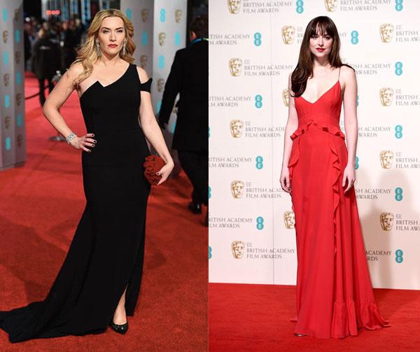 Bafta 2016 i look sul red carpet marca abiti kate for Scarpe inglesi famose