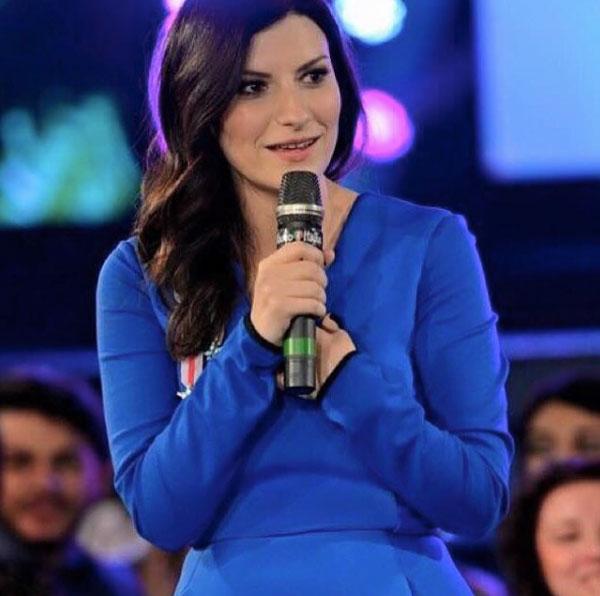 Laura Pausini a Sanremo:
