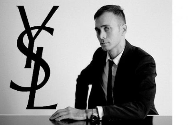Yves Saint Laurent perde lo stilista Hedi Slimane Anthony Vaccarello prende il suo posto?