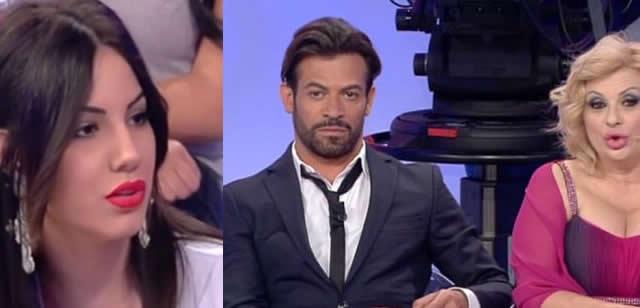 Anticipazioni Uomini e Donne Tina e Gianni contro Giulia De Lellis. Lo sfogo