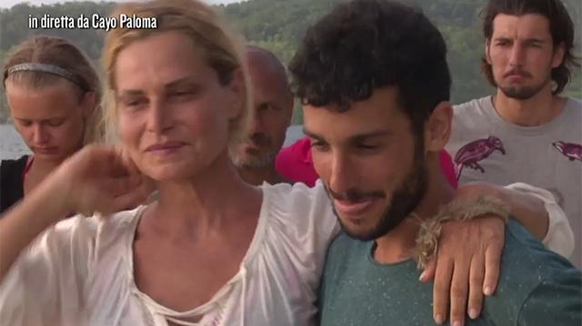 Eliminato Isola dei Famosi Simona Ventura Jonas Berami ecco chi è uscito