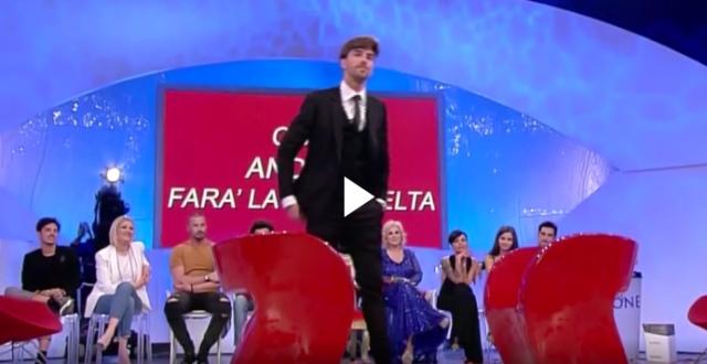 Uomini e Donne Gossip Trono Classico: Andrea Damante arrabbiato con i fans