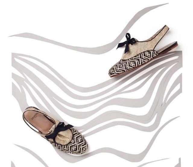La nuova collezione di calzature genderless del brand francese Solovière Paris.