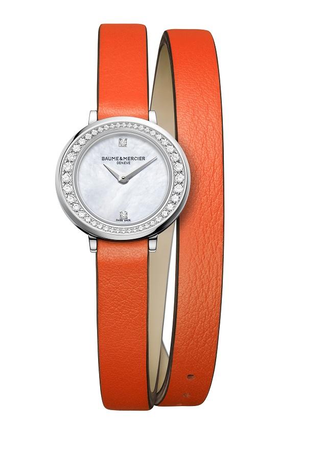 La Maison orologeria Svizzera Baume & Mercier premia l'attore Harvey Keitel e la cantante Noemi