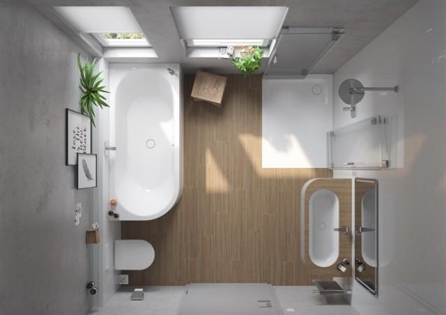 Come arredare un piccolo bagno con gusto e design