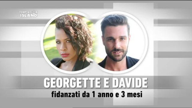 Temptation Island 3 anticipazioni Georgette e Davide si sono lasciati? Il motivo