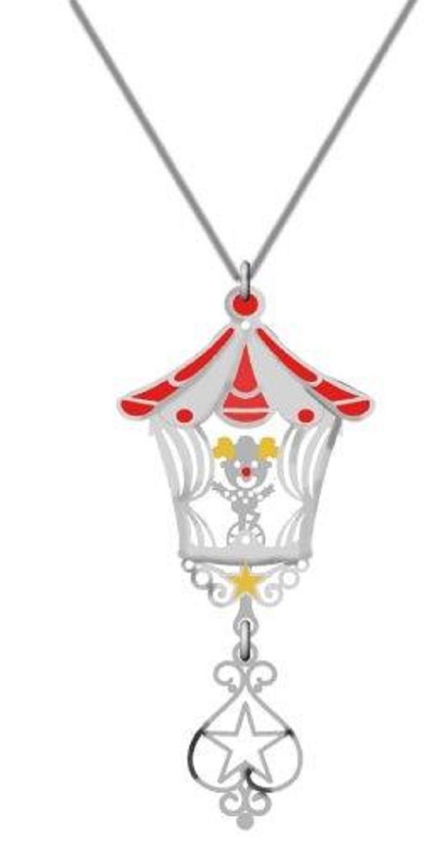 """""""Circo"""" iconoclass, gioiello di Gioia Il brand porta il suo tocco di fantasia alla Glamroom di VicenzaOro dal 3 al 7 settembre 2016"""