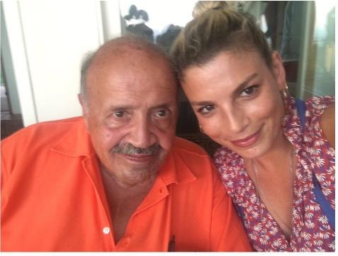 De Martino in vacanza con Maria De Filippi