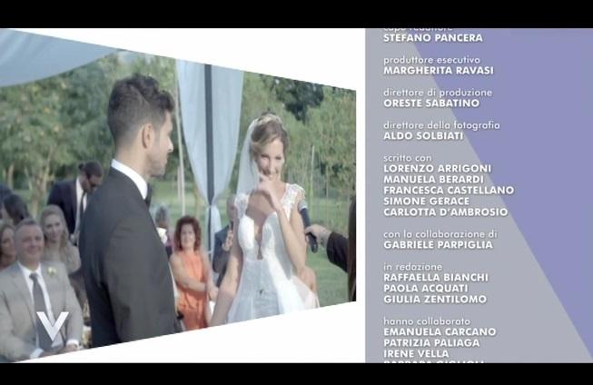 Cristian Gallella e Tara Gabrielletto, rito celtico per il loro matrimonio