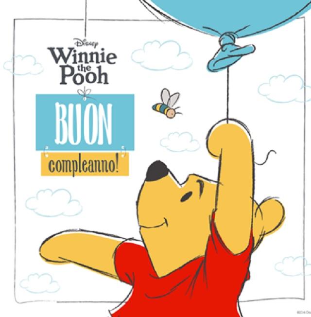Buon Compleanno A Winnie The Pooh L Amico Piu Saggio Del Mondo