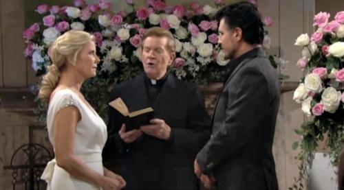 Matrimonio In Extremis : Beautiful anticipazioni bill trova brooke insieme a ridge