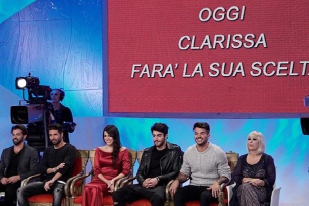 Anticipazioni Uomini e Donne 13 14 e 15 dicembre la scelta di Clarissa Marchese in onda