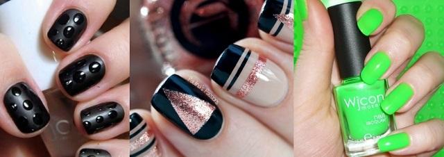 Tendenze unghie smalti nail art 2017 la manicure perfetta e alla moda