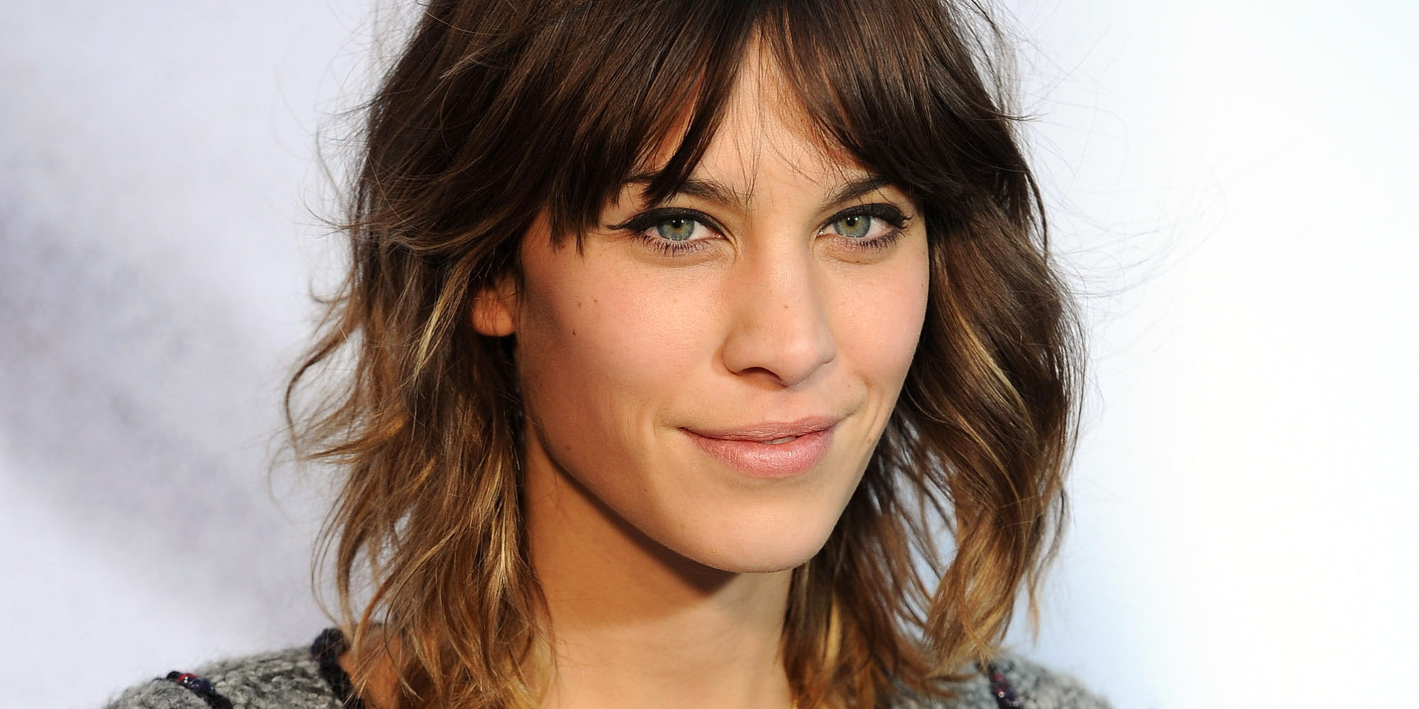 PARIS, FRANCE - MARCH 09:  Alexa Chung attends the Chanel Ready to Wear show as part of the Paris Womenswear Fashion Week Fall/Winter 2011 at Grand Palais on March 9, 2010 in Paris, France.  (Photo by Dominique Charriau/WireImage)