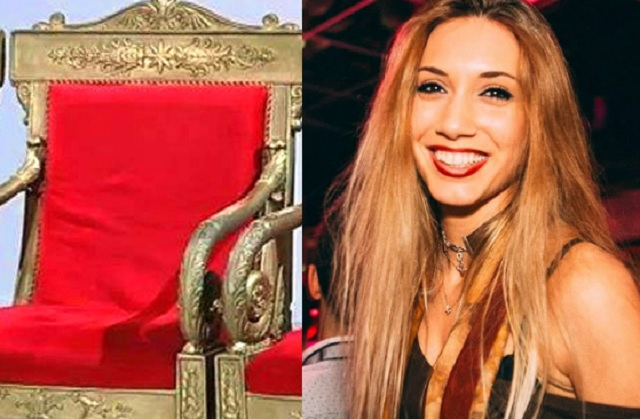 Uomini e Donne Sonia Lorenzini lascia il trono e al suo posto arriva Electra di Manuel Vallicella?