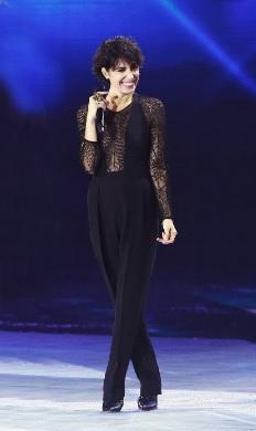Giorgia abito look Festival di Sanremo 2017 che stilista ...