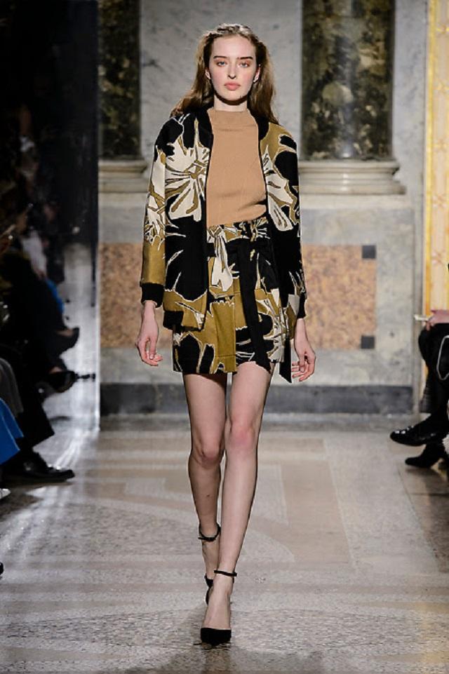 Maryling presenta The Urban Lady alla fashion week milanese