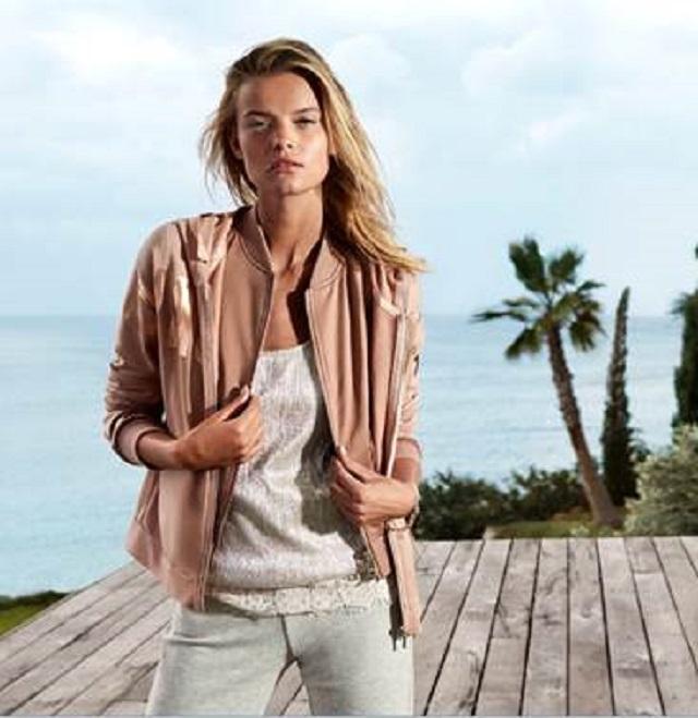 Motivi sceglie Kate Grigorieva come modella per la nuova collezione