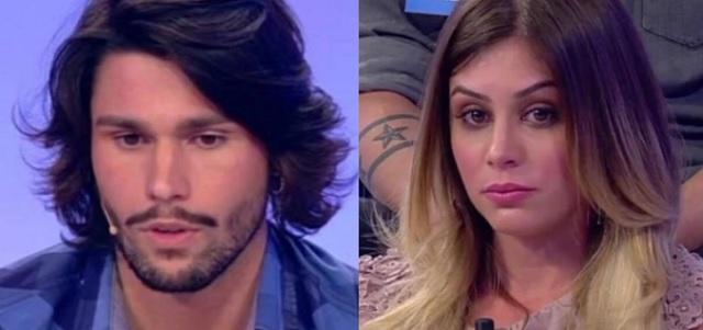 Uomini e Donne Luca Onestini contro Giulia le sue parole e Soleil lo appoggia