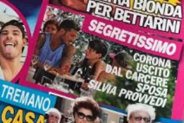 Magazine Spy Signorini